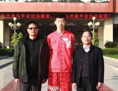 东海小伙李尚东成功入选国家U15男篮
