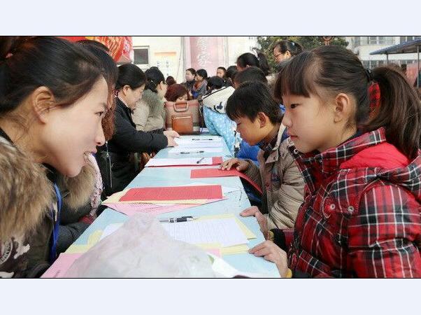 """东海县""""党员教师志愿者联盟""""在行动"""